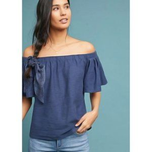Sundry Off The Shoulder Knit Top NWT Size 2 Med